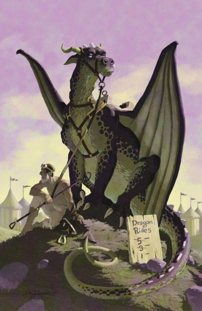 Discounted dragon rides