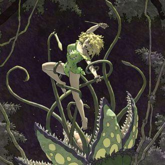 hollow world, twen, carnivorous plant