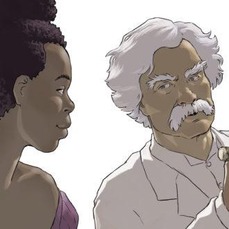 Pru, Mark Twain